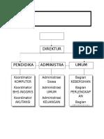 Struktur Hilda