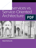 Microservices vs Service Oriented Architecture