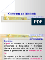 Test Hipotesis