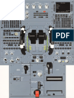 Airbus A320 Control Stand