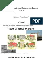 CS3201!2!7 DesignPrinciples