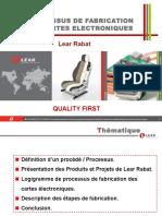 Process de Fabrication Des Cartes Éléctroniques Lear Rabat v1 2