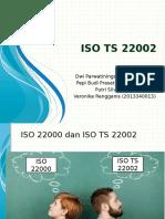 Tugas Iso Ts 22002