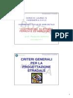 Criteri Progettazione Stradale[1]