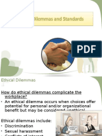 0Ethical Dilemmas and Standards final version.ppt
