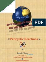 SET-NET Pericyclic Reactions