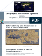 Chapter#1 - Introduction to GIS