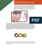 Scrapbook For GMO