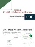 CS3201!2!9 SPA Summary