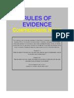 Clarence Tiu - Evidence Notes