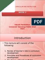 Principles and Procedures,