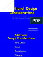 2011 Pdca Additional Design Considerations