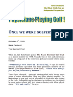 Force of Nature -- CAPE -- 2009 10 06 -- Physicians Playing Golf -- MODIFIED -- PDF -- 300 Dpi