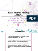 10 Zain Mobile Money