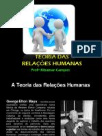 teoriasdasrelaeshumanas-130213121721-phpapp01