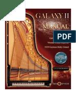 Galaxy II User Manual