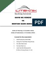 Mentari Bank Berhad