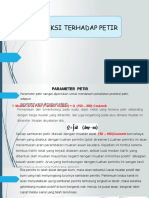 Parameter Petir