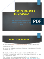 2.- INFECCIONES URINARIAS