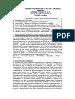 Informe Uruguay 41-2016