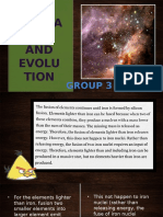 Heavier Elements during the Formation and Evolution of the Star