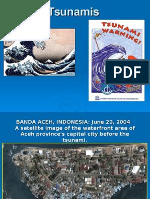 Apa Itu Tsunami Tsunami Earthquakes