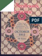 Home Needlework Magazine 10 1915