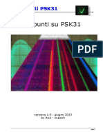 Appunti Sul PSK 31