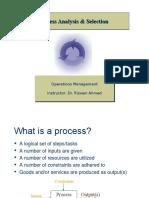 03 - Process Analysis and Selection