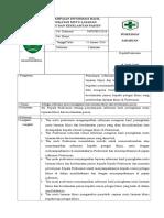 9.4.4 Ep 1 Sop Penyampaian Informasi Hasil Peningkatan Mutu Layanan Klinis Dan Keselamtan Pasien