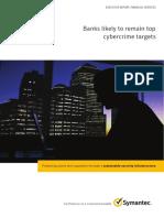 b Financial Attacks Exec Report