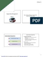SCM Decision Phases