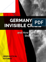 Geopolotical Futures Germanys Invisible Crisis