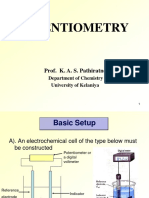 Science Chemistry Teaching Resources Documents POTENTIOMETRY