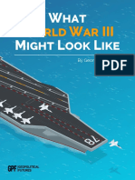 George Friedman What WWIII Might Look Like