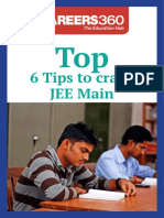 Top 6 Tips to Crack JEE Main