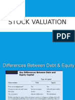 Stock Valuation (1)