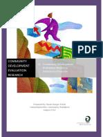 Com Dev Evaluation Research - Indicators of Success 2 Final