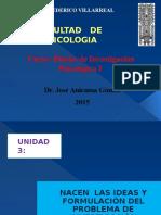 UNFV 2015 - Investigacion I-U3