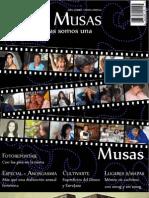 Entre Musas - Magazzine