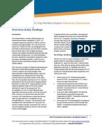 Industrial Automation Executive Summary