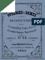 Ouvrages de Dames 52 (1850)