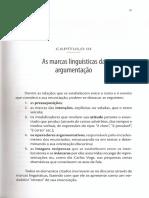 3. as Marcas Linguisticas