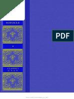 Sofocle, A Cura Di Guido Paduano-Tragedie e Frammenti. Vol. I-UTET (1996)