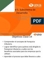 Clase 14 Aea260