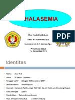 Thalasemia Nunik