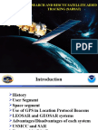 Sarsat 101 Brief