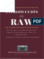 Introducción al RAW