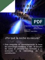 Origen Del Universo Explica El Oscuro de La (1)