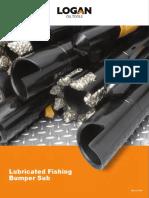 D445 Lubricated Fishing Bumper Sub Manual